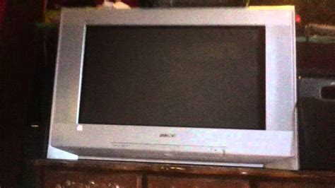 sony wega tv l image gallery sony trinitron 2005