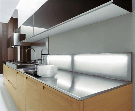 騁ag鑽e inox cuisine cr 233 dence lumineuse pour plan de travail de cuisine