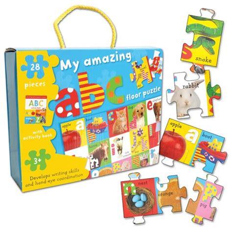 Abc Floor Puzzle by Amazing Abc Floor Puzzle Scholastic Book Club