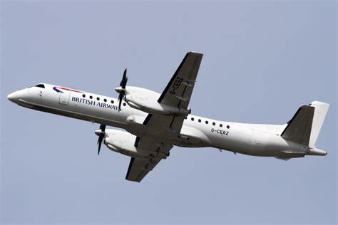 Bã Robedarf Deutschland by Airways Eastern Airlines G Cerz Saab 2000 03