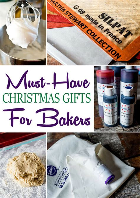 must have christmas gifts for bakers
