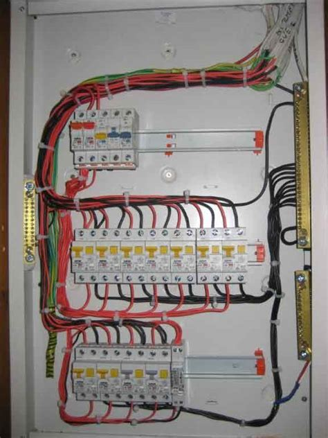 south africa electricity distribution panel wiring