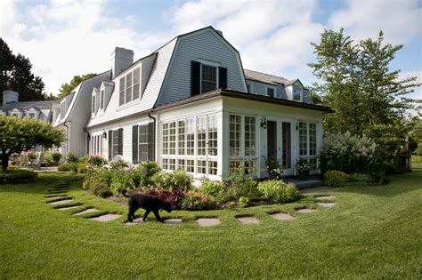 casco bay maine renovation traditional exterior