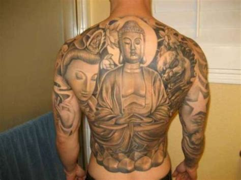 buddhist tribal tattoos 2 awesome tribal buddha designs
