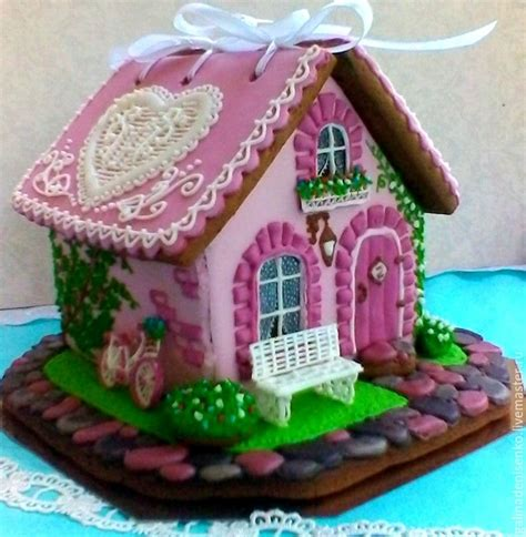 gingerbread house buy gingerbread house wedding gingerbread box shop online on livemaster with shipping