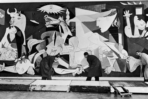 picasso paintings ww2 15 fascinating facts about picasso s guernica mental floss