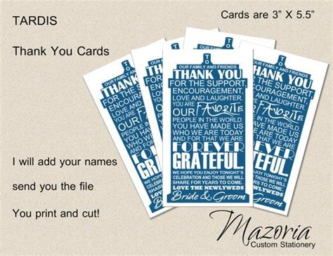 printable thank you cards for doctors download printable wedding thank you place cards doctor