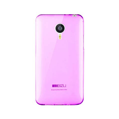 meizu m2 note transparent protective pink 10566 9 99 smartphone professional