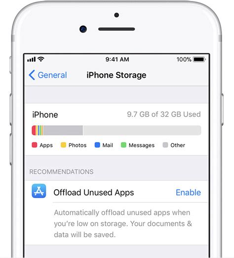 on iphone storage what is other manage your photo and storage apple support