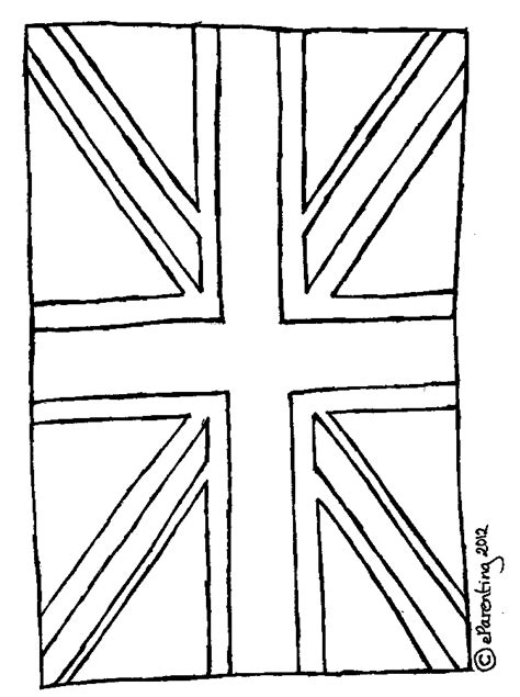template of union union flag coloring page coloring pages