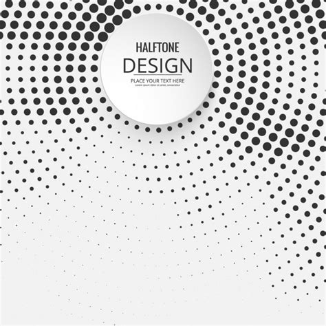 circle pattern vector background background of circles halftone vector free download