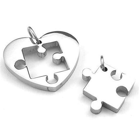 como hacer cadenas para parejas las 25 mejores ideas sobre collares de parejas en