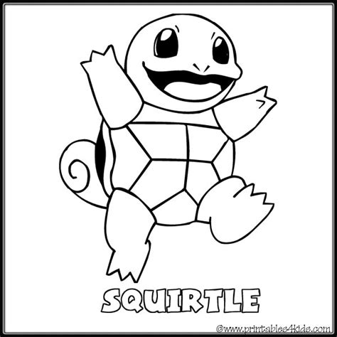 squirtle coloring page coloring pages wartortle imagui