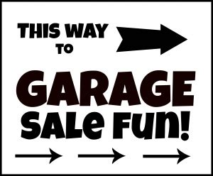 printable sales quotes free garage sale flyers printable garage sale flyers