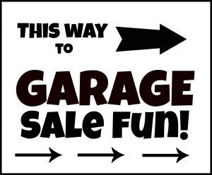 printable sales quotes free garage sale flyers printable garage sale flyers
