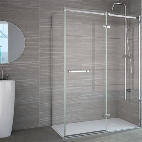 Merlyn 8 Series Frameless Shower Enclosure Side Panel 800mm