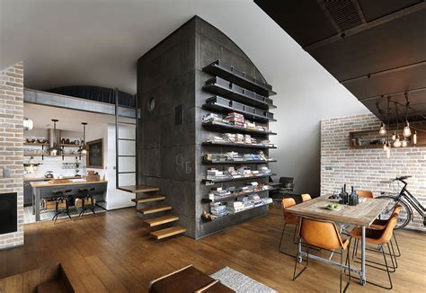 loft industrial apartment awesome industrial loft apartment ideas