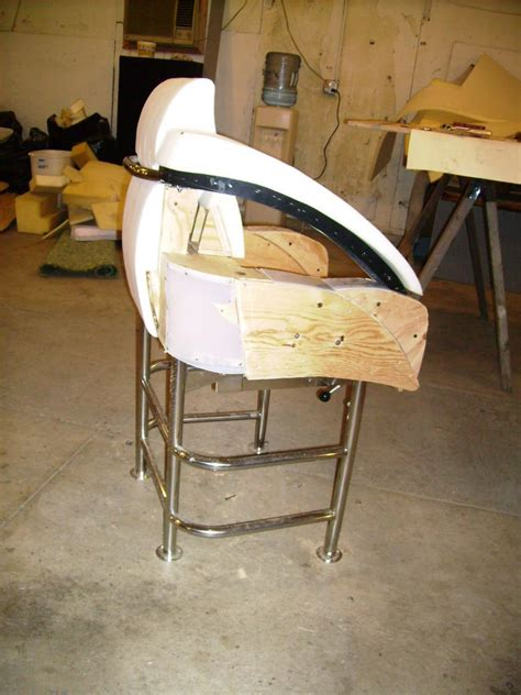how to make boat seat frames mcleod bolster seats page 2 offshoreonly