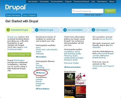 drupal theme integration tutorial drupal themes layouts