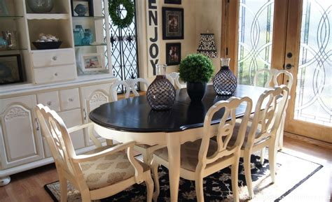 Dining Table Makeover Field Trip Friday With From Confessions Of A Serial Do It Yourselfer What Meegan Makes