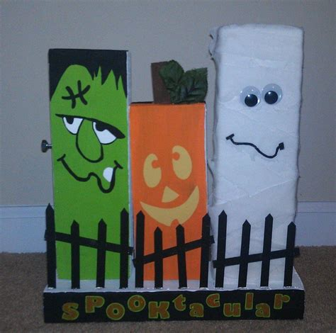 halloween  project   woodworking project