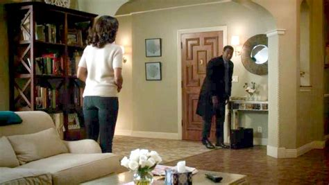 Papal Apartment Floor Plan Set Design On Scandal Olivia Pope S Apartment And Office