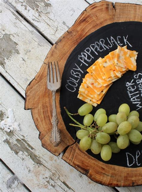 diy chalkboard cheese tray 17 best images about diy gifts on diy