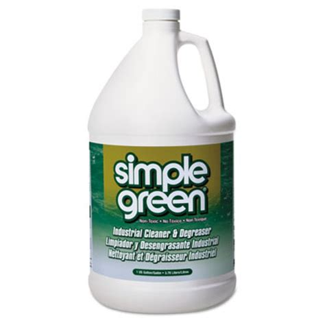 simple green  purpose industrial degreaser cleaner   case