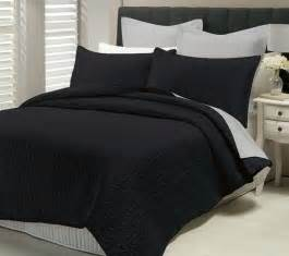 3 pcs quilted coverlet bedspread set king size