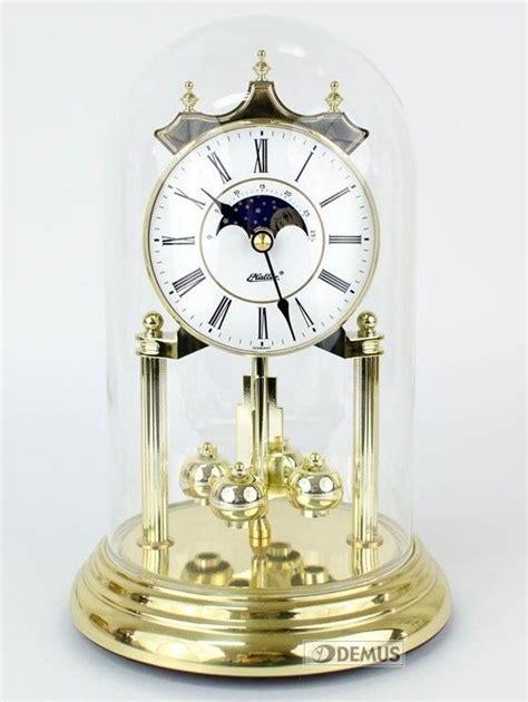 zegar kominkowy kwarcowy haller   clock mantel clock home decor