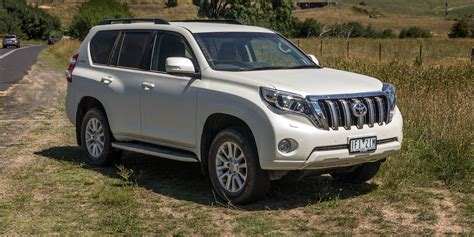 land cruiser prado car 2016 toyota landcruiser prado vx long term report three