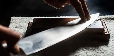 best way to sharpen kitchen knives best way to sharpen a knife with a stone tasting table