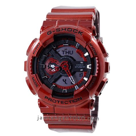 Jam Tangan Gshock Ga110 Ori jam tangan g shock ga110nm 4a metallic ori bm toko
