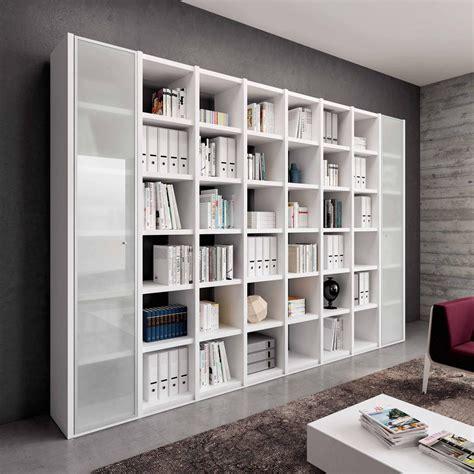 libreria degli uffici armadi e cassettiere libreria quadrifoglio arredamenti