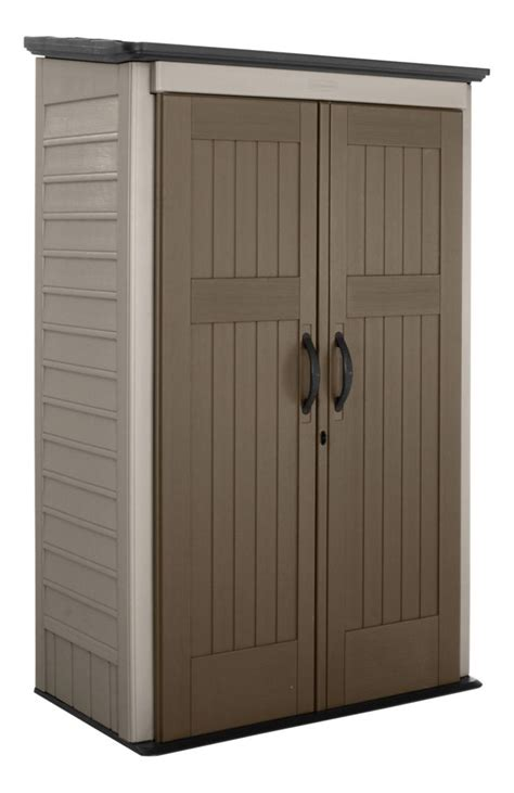 rubbermaid large vertical shed  home depot canada