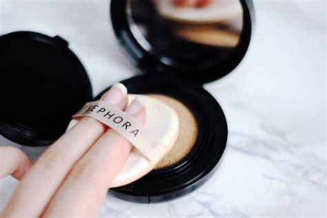 Sephora Cushion review sephora wonderful cushion foundation