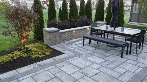 Outdoor Patio Walls by Retaining Or Seating Walls Archives Landscaping Outdoor