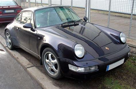 Californication Porsche by Hank Moody Mobile Porsche 964 Cars