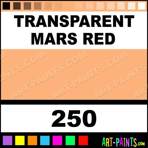 transparent mars watercolor paints 250 transparent mars paint transparent mars