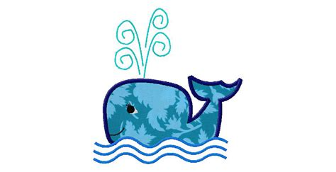 free machine embroidery applique free applique sea whale machine embroidery designs daily