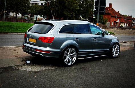 audi q7 modified 2010 audi q7 on mania savoy wheels 2010 audi q7 on 22