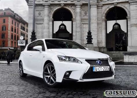 2019 lexus hatchback 2018 2019 lexus ct 200h a hybrid hatchback after