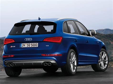 2013 Audi Tdi 2013 Audi Sq5 Tdi Wallpapers Pictures Pics Photos