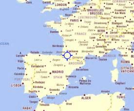 Pau France Map by Untitled Document Www Kgv Hk