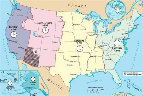 us timezone map images and places pictures and info united states time zones map