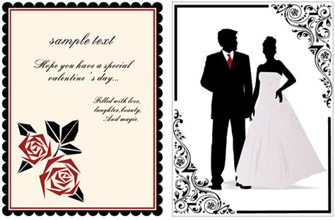 Wedding Invitation Border Eps by Wedding Border Vector Free Vector In Encapsulated