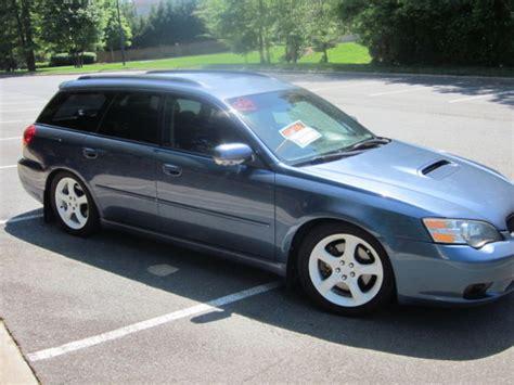 2005 Legacy Gt Engine by 2005 Subaru Legacy Gt Wagon 4 Door 2 5l