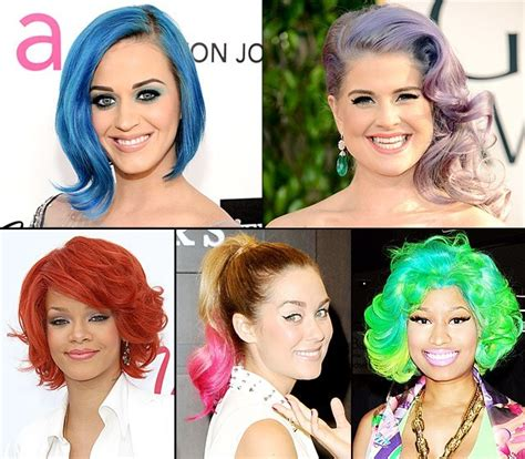 pictures of people who colored their hair with loreal feria b16 5 reasons why you should never date a girl with dyed hair
