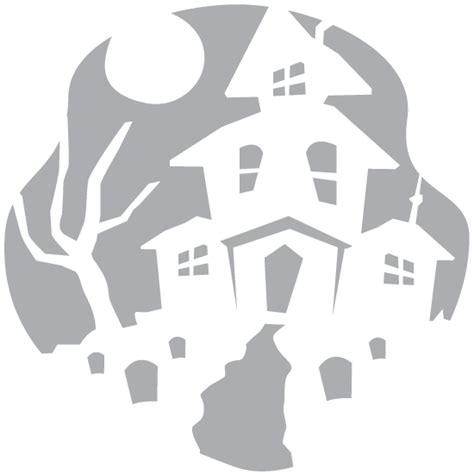 printable haunted house pumpkin stencils kids in the kitchen simplify halloween decorating with a