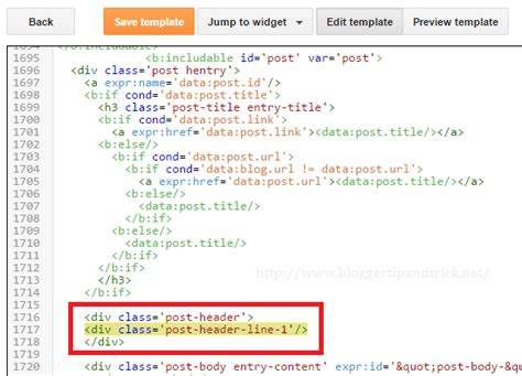 blogger edit html how to add an advertisement below post title in blogger